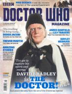 Doctor Who magazine