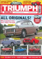 Triumph World magazine