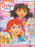 Dora the Explorer magazine