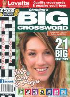 Lovatts BIG Crossword magazine