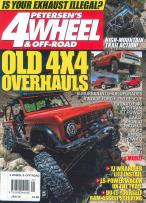 Four Wheel and Off Road magazine