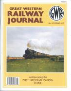 Great Western Railway Journal magazine