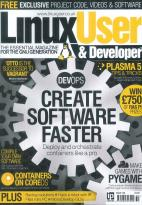 Linux User & Developer magazine