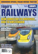 Today's Railways Europe magazine