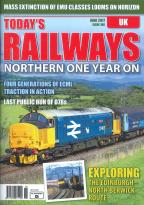 Todays Railways UK magazine