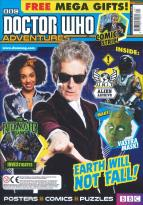 Doctor Who Adventures magazine