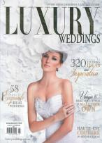 Luxury Weddings magazine