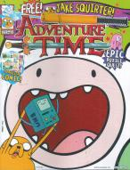 Adventure Time magazine