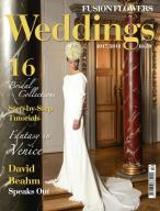 Fusion Flowers Weddings magazine