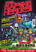 Your Gaming Heroes magazine