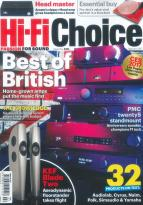 Hi-Fi Choice magazine