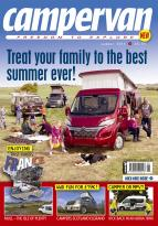 Campervan magazine