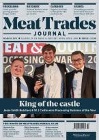 Meat Trades Journal magazine