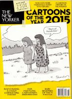 The New Yorker - Cartoons of the Year 2015 magazine