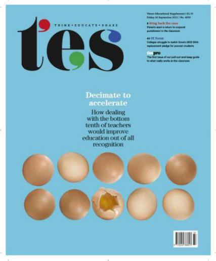 Times Educational Supplement Magazine Subscription