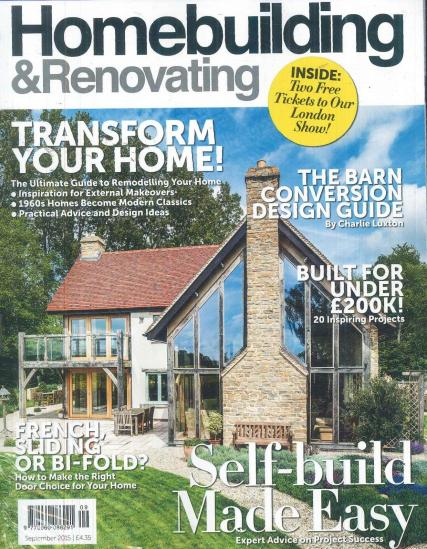 Home building and renovating magazine subscription for Home building magazines