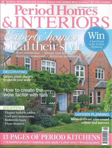 Period Homes & Interiors magazine