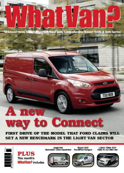 What Van? magazine