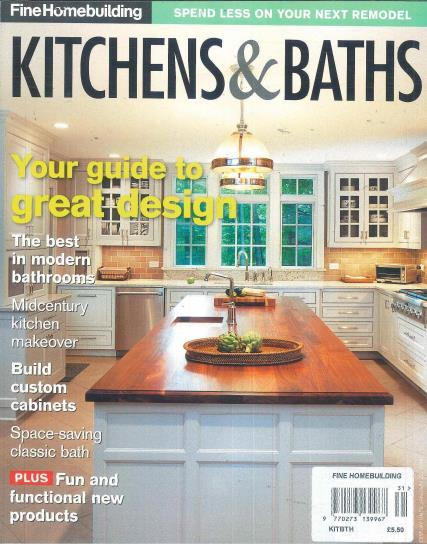 Fine homebuilding magazine subscription for Fine homebuilding magazine
