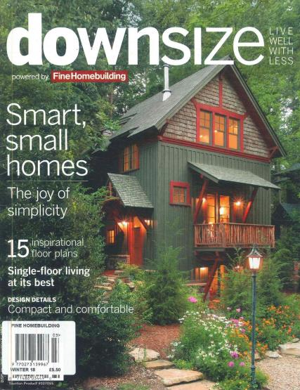 Fine homebuilding magazine subscription for Fine home building