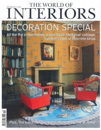 the world of interiors magazine subscription