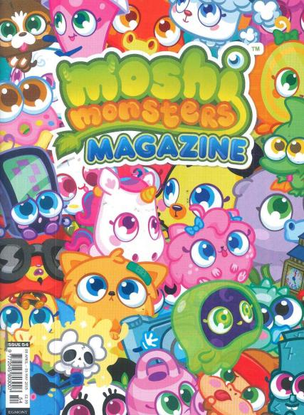 Moshi Monster magazine