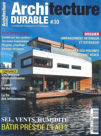 Architecture durable magazine subscription for Architecture durable
