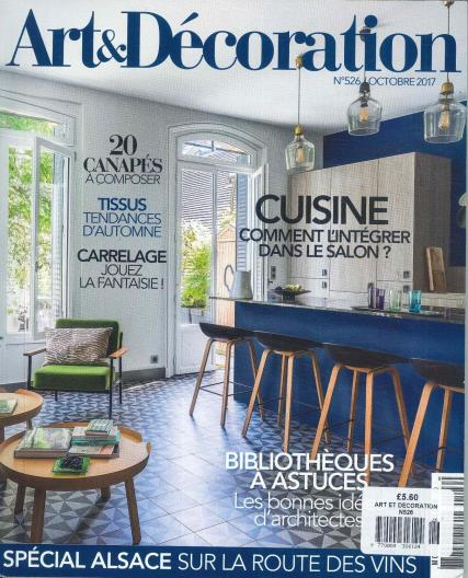 Art et decoration magazine subscription for Art et decoration magazine feuilleter