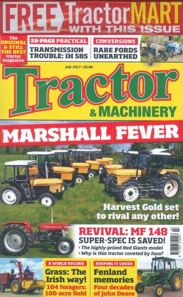 Tractor and Machinery magazine