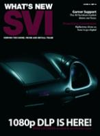 Whats New, Sound Vision, Install magazine